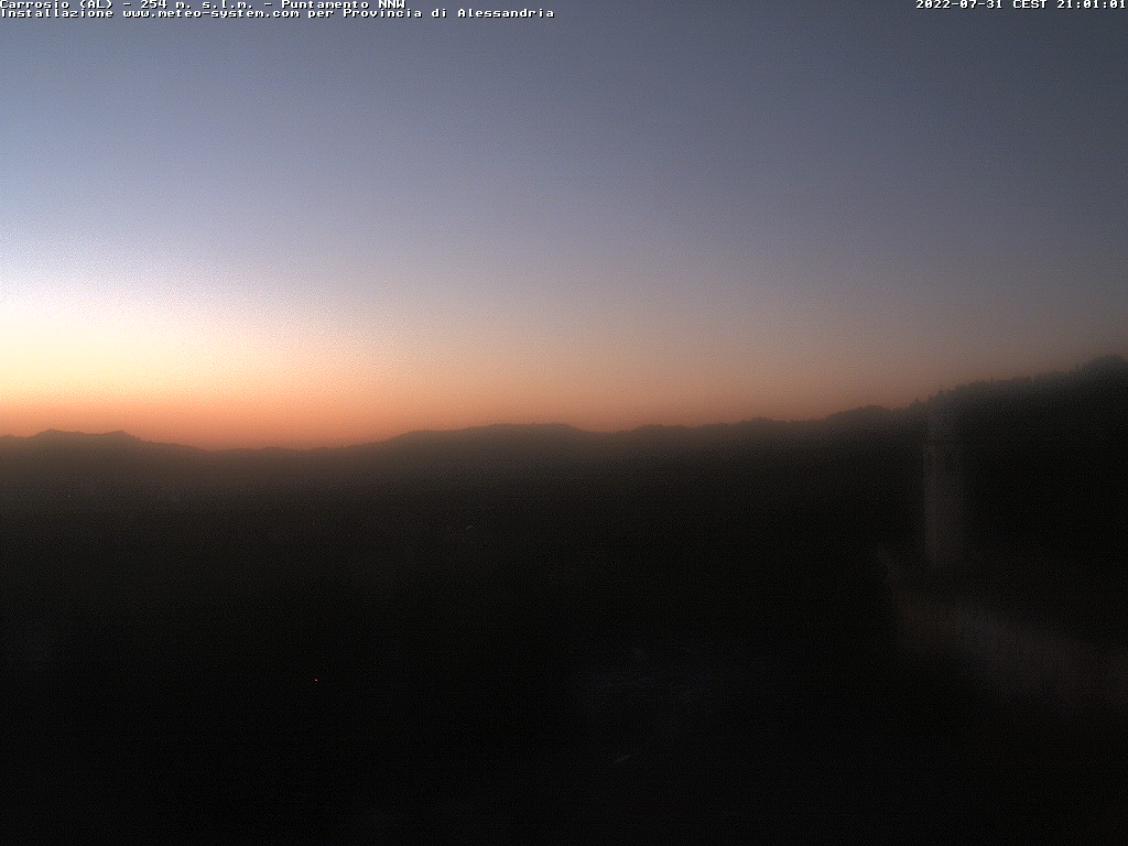 webcam Carrosio (AL)