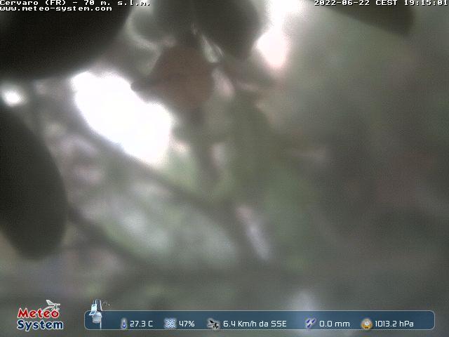 Webcam a Cervaro (FR)
