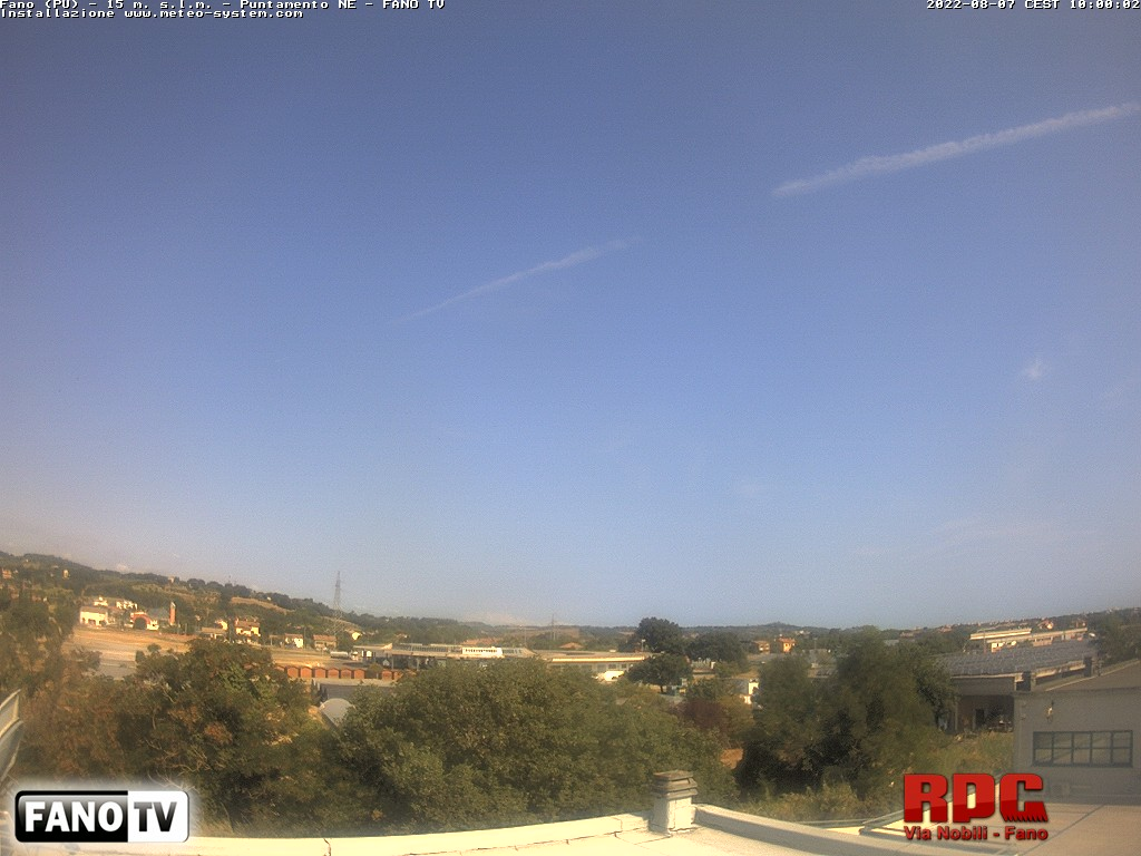 webcam Fano TV (PU)