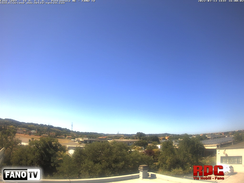webcam Fano TV (PU)