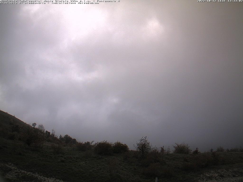 Webcam Monte Giarolo