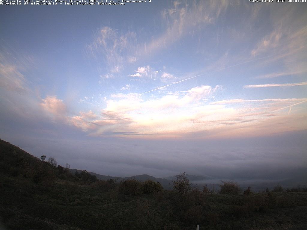 webcam Pendici Monte Giarolo - Montacuto (AL)