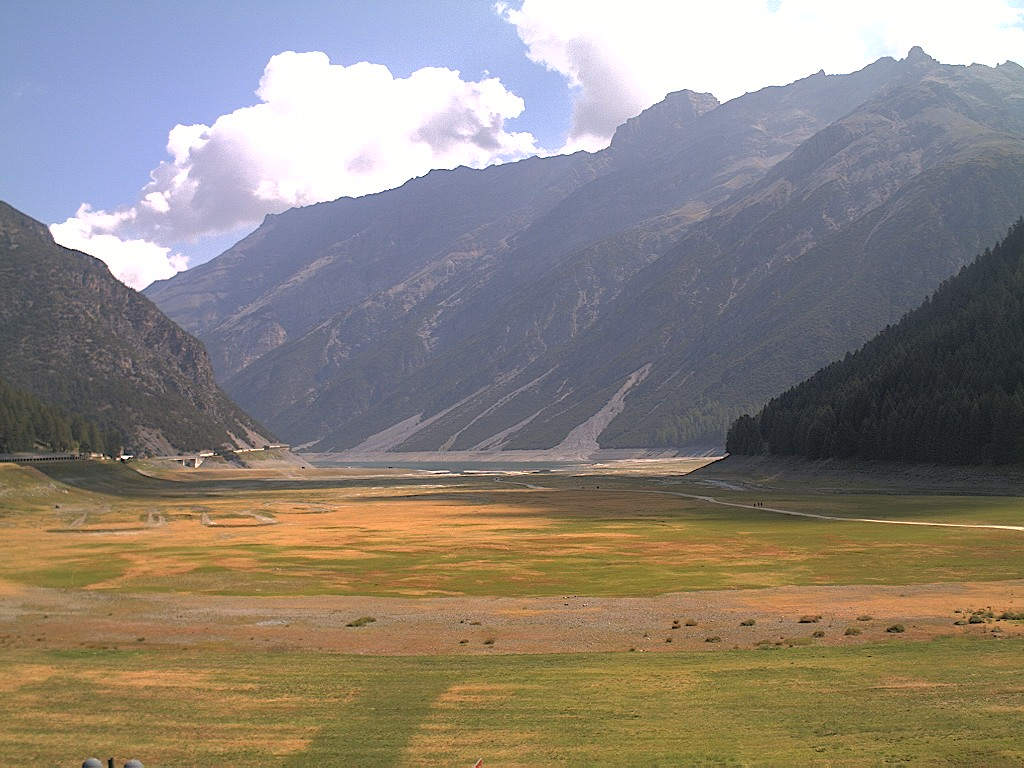 Webcam Livigno - Lago del Gallo