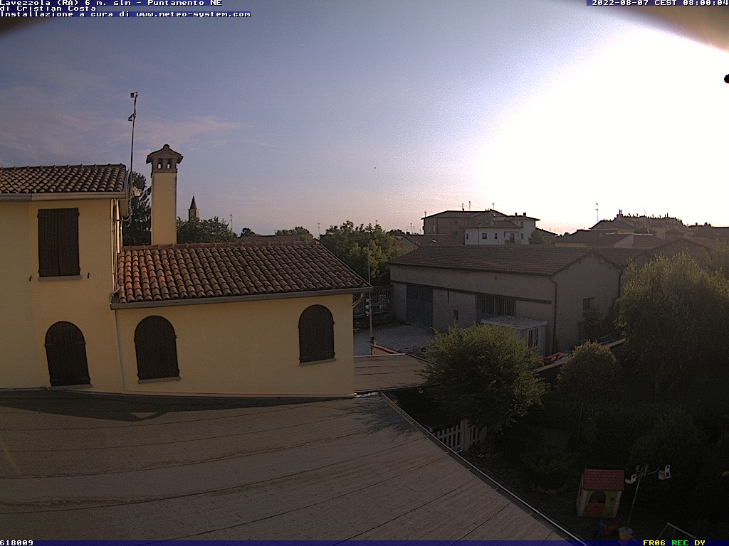 webcam lavezzola