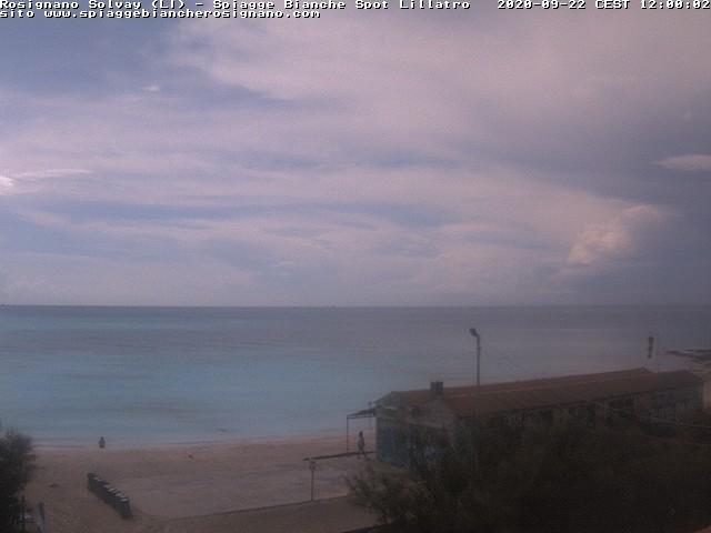 webcam spiagge bianche ore12