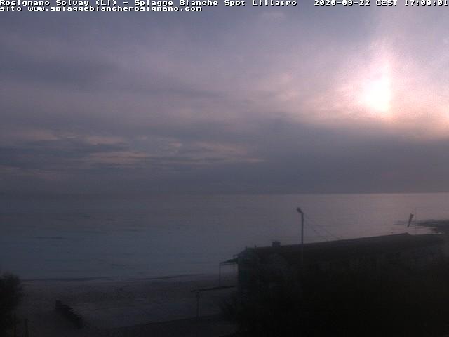 webcam spiagge bianche ore17