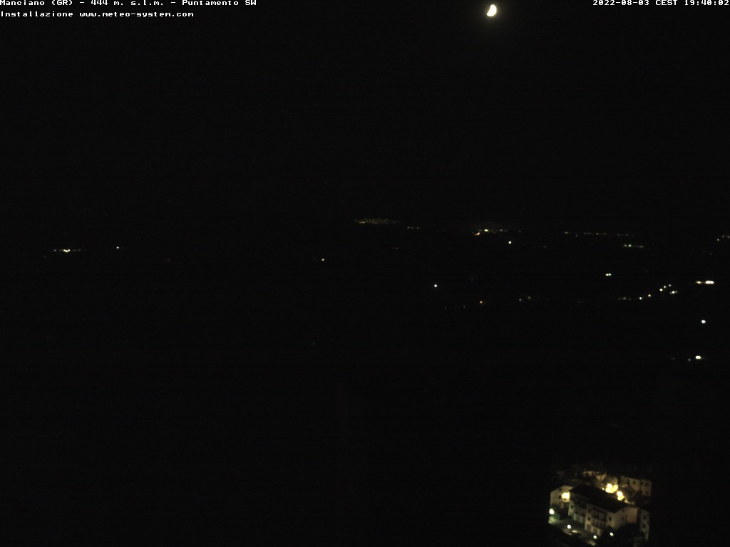 Webcam Manciano