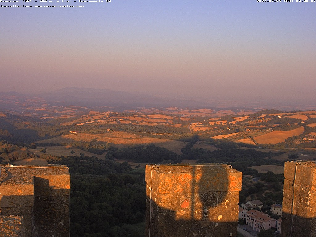 webcam Manciano (GR)