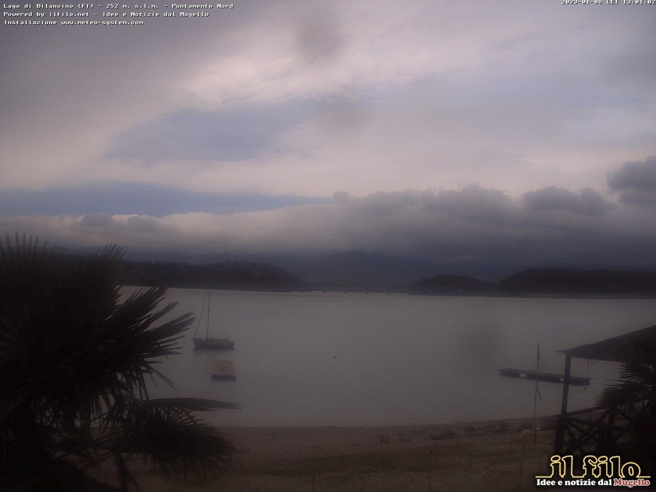 webcam Lago di Bilancino (FI)