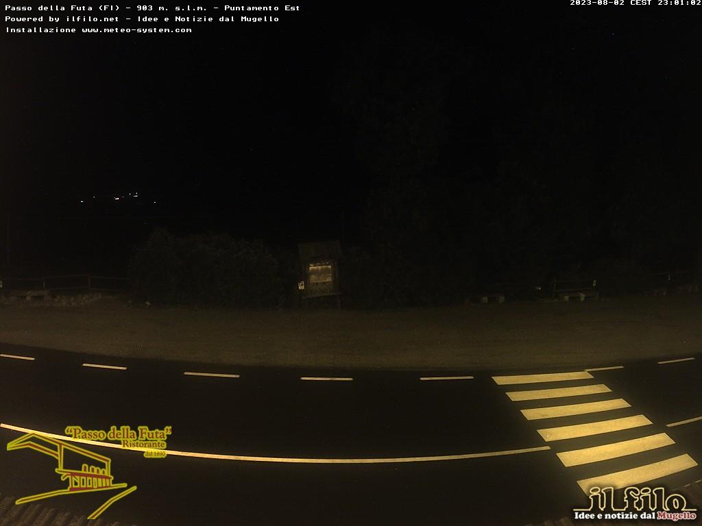 webcam passo futa