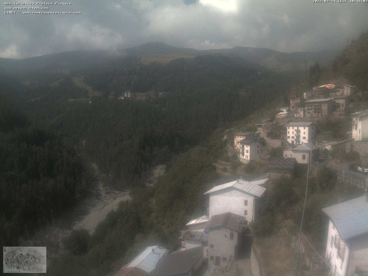 Webcam Piaggia