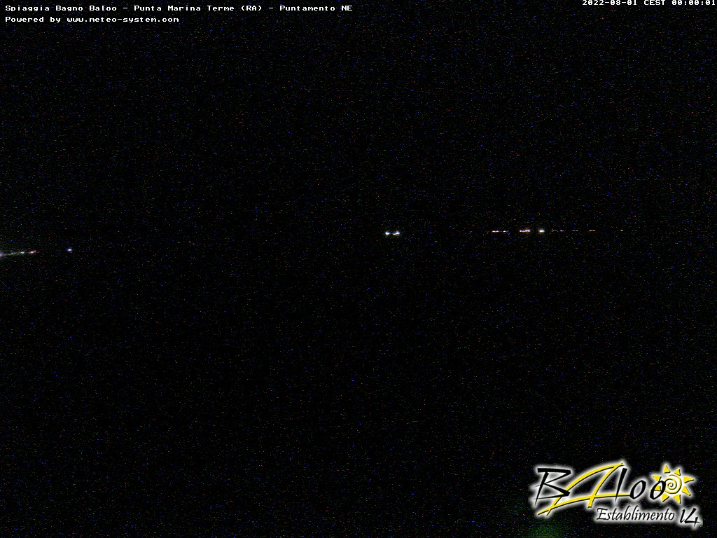 webcam Bagno Baloo - Punta Marina (RA)