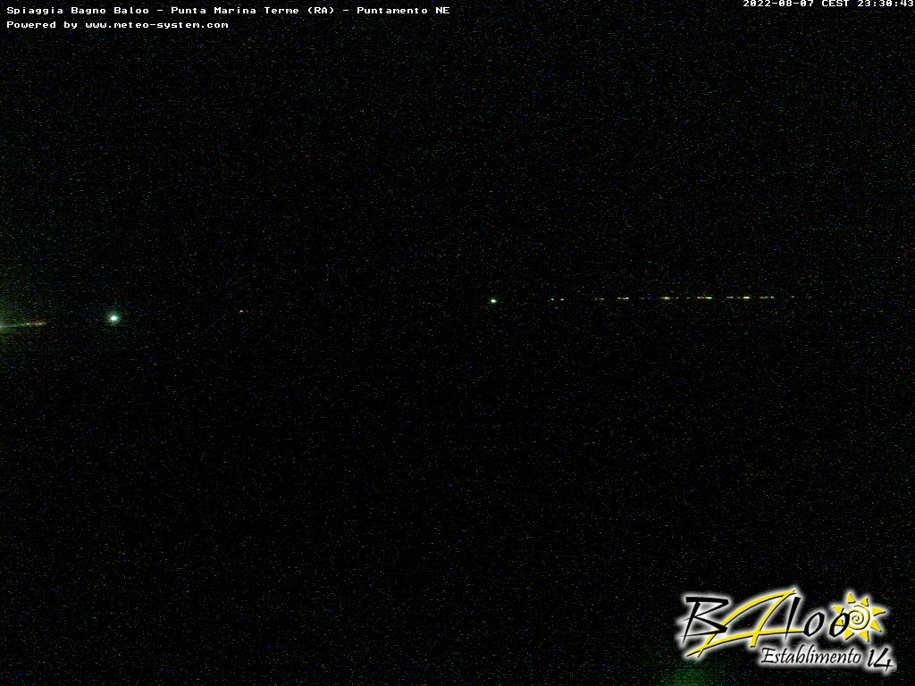 "Webcam Porto Corsini ""Adriatico Wind Club"" Temporaneamente off line."