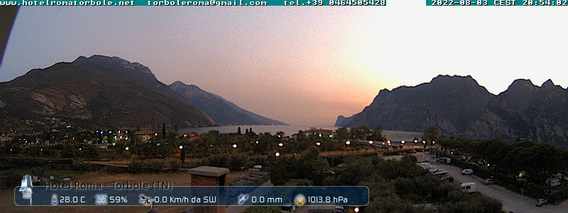 Webcam Torbole sul Garda