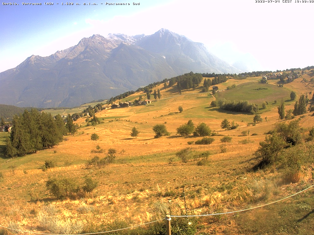 webcam Gerbio (AO)
