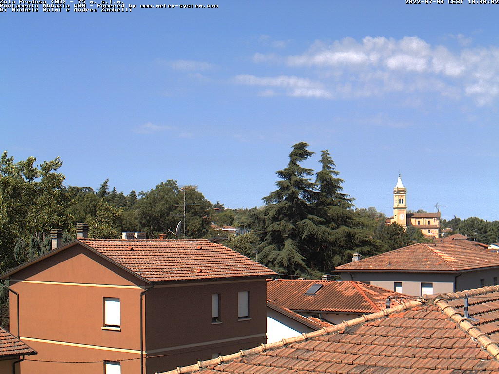 webcam Zola Predosa (BO)