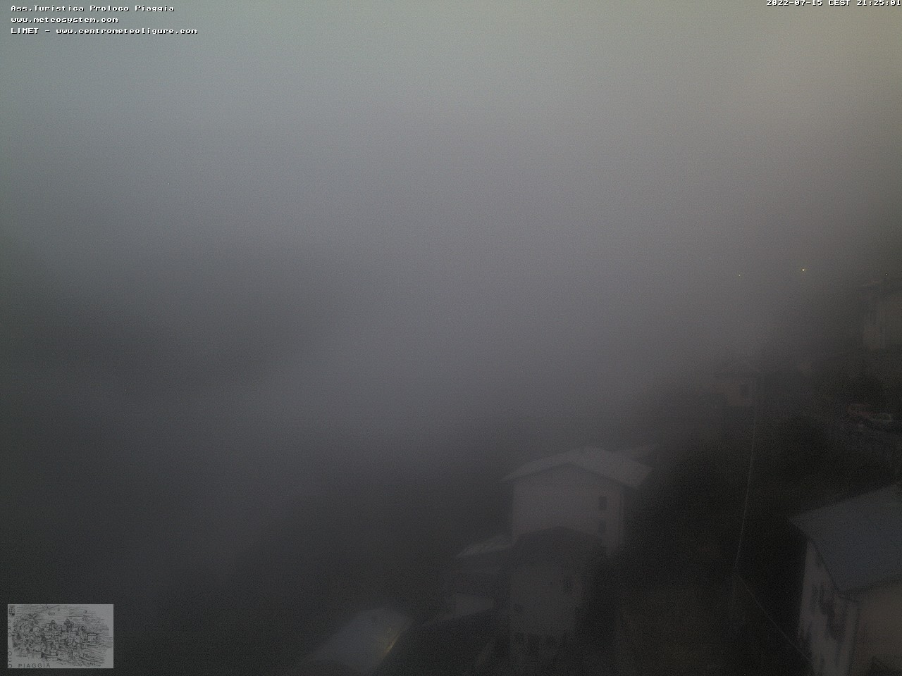 Webcam Piaggia